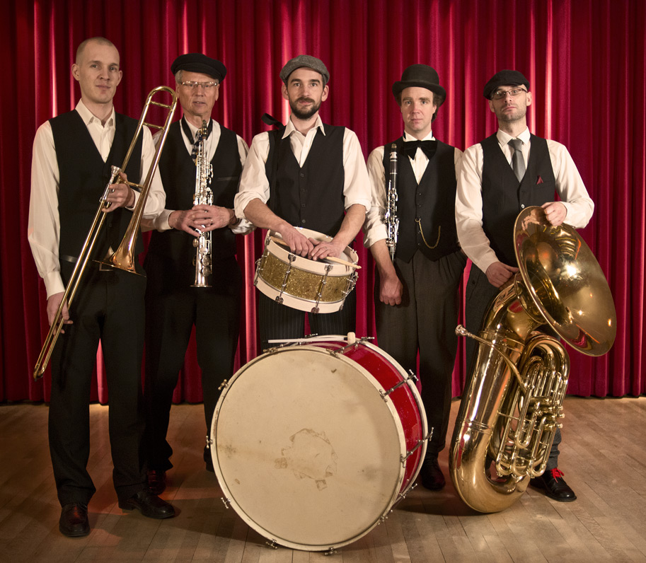Stockholm_Stompers_the_band2014
